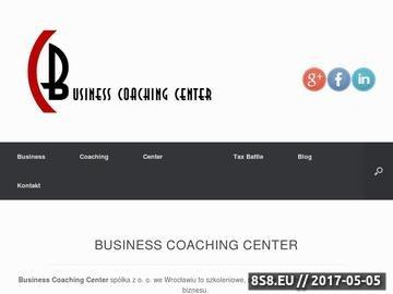 Zrzut strony Szkolenia z zakresu wypalenie zawodowe, coaching oraz szkolenia