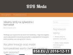 Miniaturka domeny bdbmoda.pl