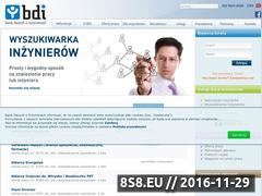 Miniaturka domeny www.bdi.com.pl