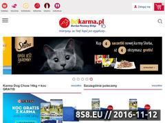 Miniaturka domeny www.bdkarma.pl