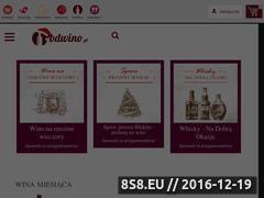 Miniaturka domeny www.bdwino.pl