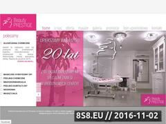 Miniaturka domeny beautyprestige.pl