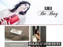 Miniaturka domeny bebag.pl