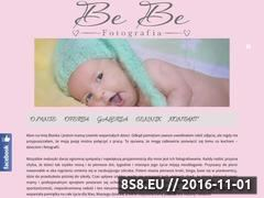 Miniaturka domeny bebefotografia.pl