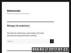 Miniaturka domeny bebelandia.pl