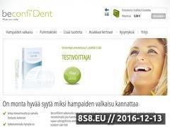 Thumbnail of Hampaiden Valkaisu Website