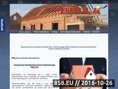 Miniaturka domeny bella.opole.pl