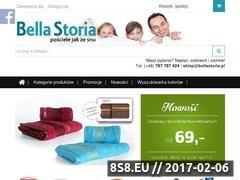Miniaturka domeny bellastoria.pl
