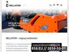 Miniaturka domeny bellator-mb.pl