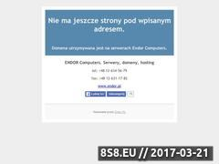 Miniaturka domeny www.bellissime.pl