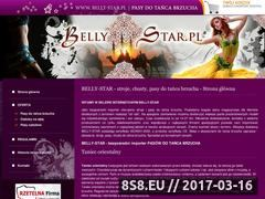Miniaturka domeny www.belly-star.pl