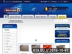 Miniaturka domeny www.bemax.pl