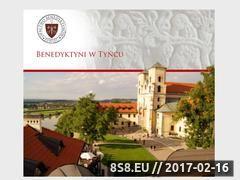 Miniaturka domeny benedicite.pl