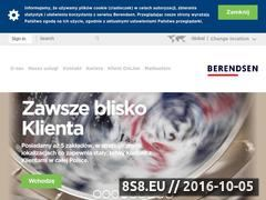Miniaturka domeny www.berendsen.pl