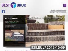 Miniaturka domeny best-bruk.pl