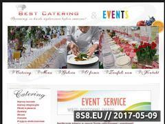 Miniaturka domeny www.best-catering.pl