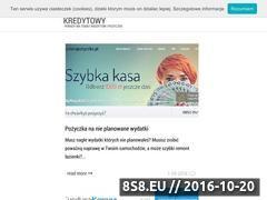 Miniaturka domeny www.best-kredyt.pl