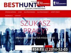 Miniaturka domeny besthunter.pl