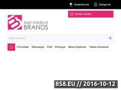 Miniaturka domeny bestmedicalbrands.com