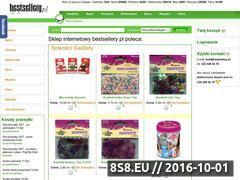 Miniaturka domeny bestsellery.pl