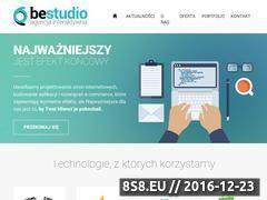 Miniaturka domeny www.bestudio.pl
