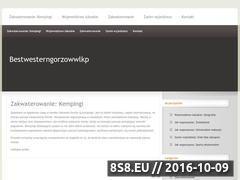 Miniaturka domeny www.bestwesterngorzowwlkp.pl