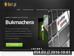 Miniaturka domeny www.bet1.pl