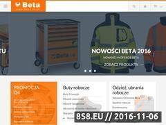 Miniaturka domeny www.beta24.pl