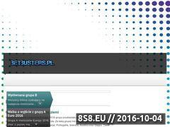 Miniaturka domeny betbusters.pl