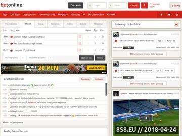 Zrzut strony Skróty ligi mistrzów