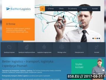 Zrzut strony Transport międzynarodowy
