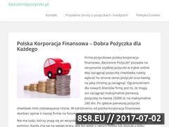 Miniaturka domeny www.bezcennepozyczki.pl