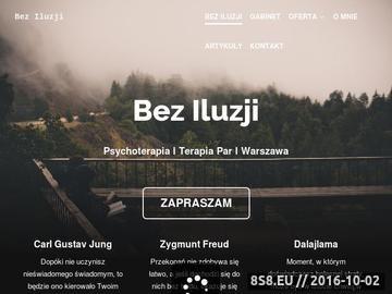 Zrzut strony Terapia małżeńska Warszawa