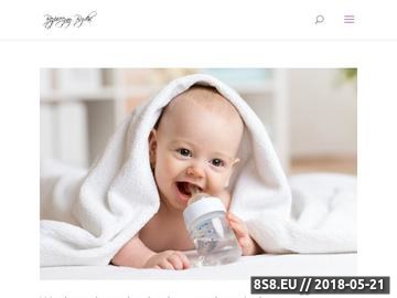 Zrzut strony Produkty dla dzieci Bezpieczny Brzdąc