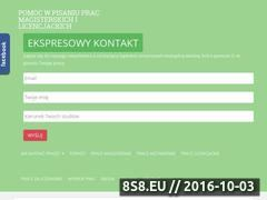 Miniaturka domeny www.bezplagiatu.pl