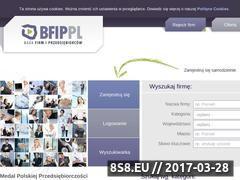 Miniaturka domeny www.bfip.pl