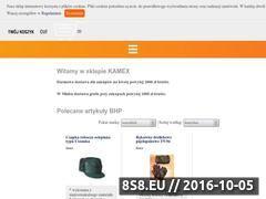 Miniaturka domeny www.bhp-sklep.com.pl