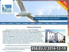 Miniaturka domeny www.biala-mewa.pl