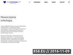 Miniaturka domeny www.bialaonkologia.pl