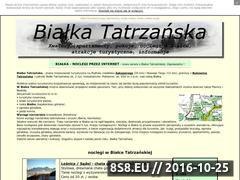 Miniaturka domeny www.bialka.noclegi.strefa.pl