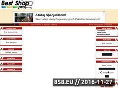 Miniaturka domeny www.bielizna.sklepna5.pl