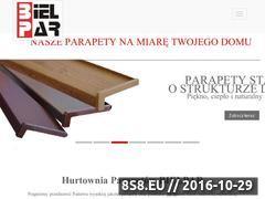 Miniaturka domeny www.bielpar.pl