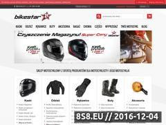 Miniaturka domeny www.bikestar.pl