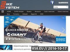 Miniaturka domeny bikesystem.pl