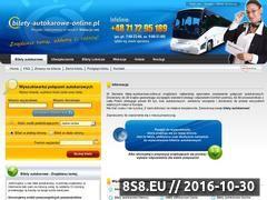 Miniaturka domeny bilety-autokarowe-online.pl