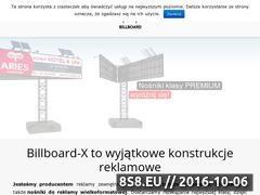 Miniaturka domeny billboard-x.pl