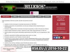 Miniaturka domeny www.billkros.ipr.pl