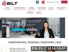 Miniaturka domeny www.biltpolska.pl
