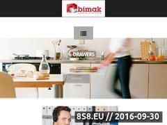 Miniaturka domeny bimak.pl