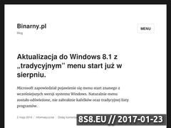 Miniaturka domeny binarny.pl
